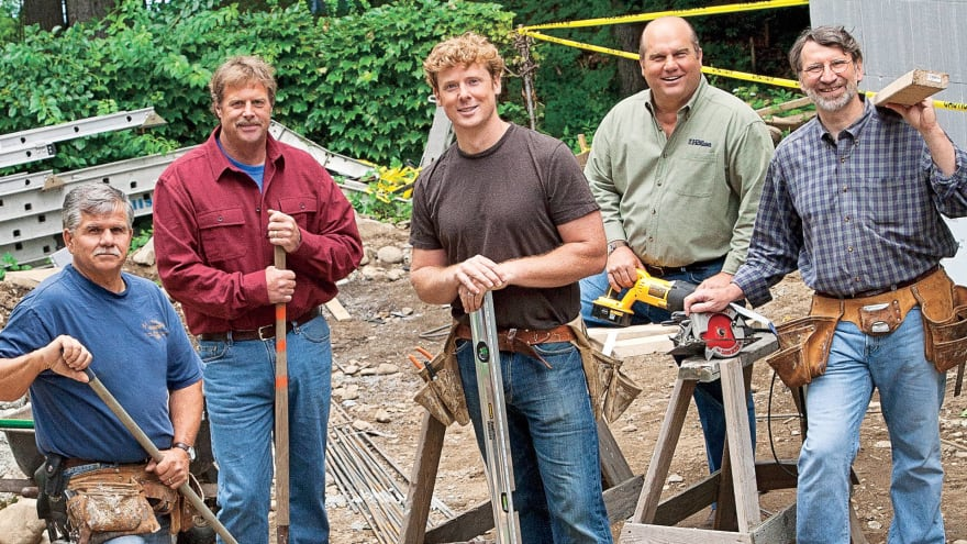 The 25 greatest home improvement hosts