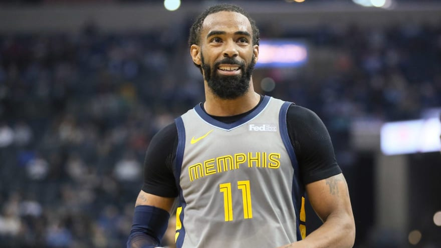 Biggest winners and losers from blockbuster Mike Conley trade