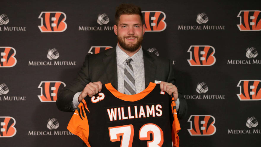 Bengals first-round pick Jonah Williams likely out for season after shoulder surgery