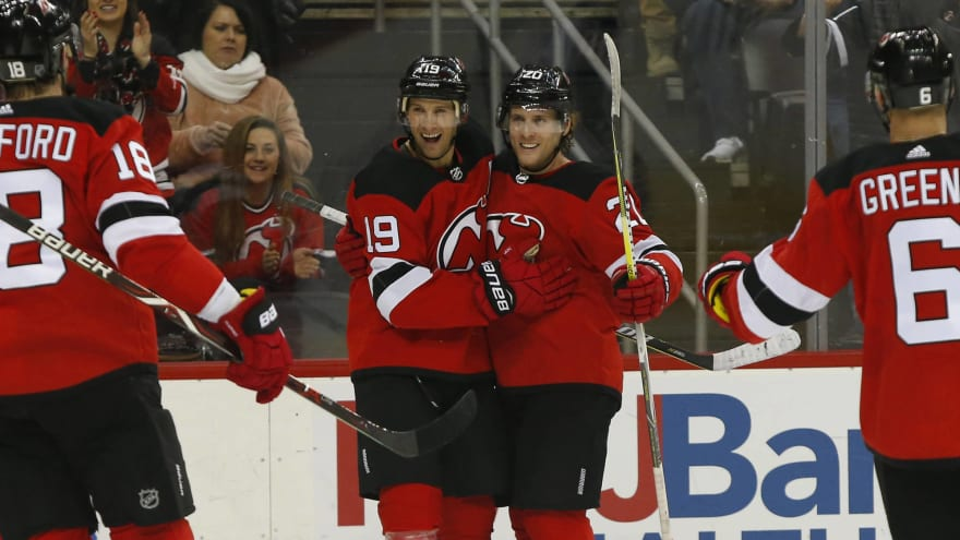 Depleted Devils missing several players