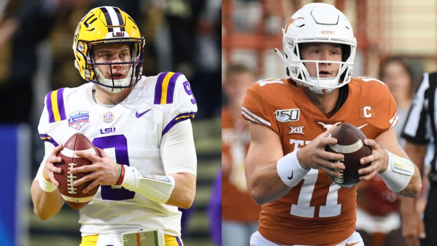 LSU-Texas winner could step back into national spotlight