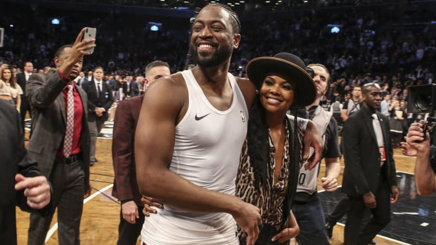 Dwyane Wade addresses support of son Zion at Miami Pride