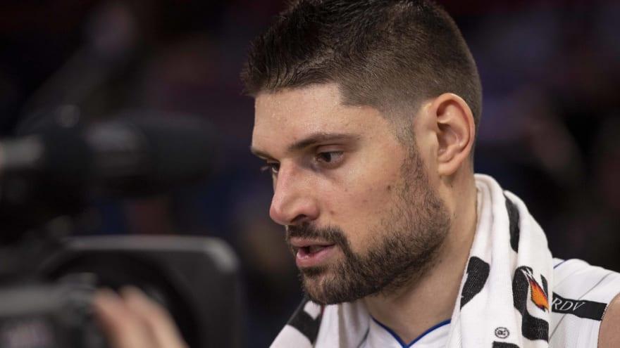 Nikola Vucevic a major reason why Magic are in playoff hunt