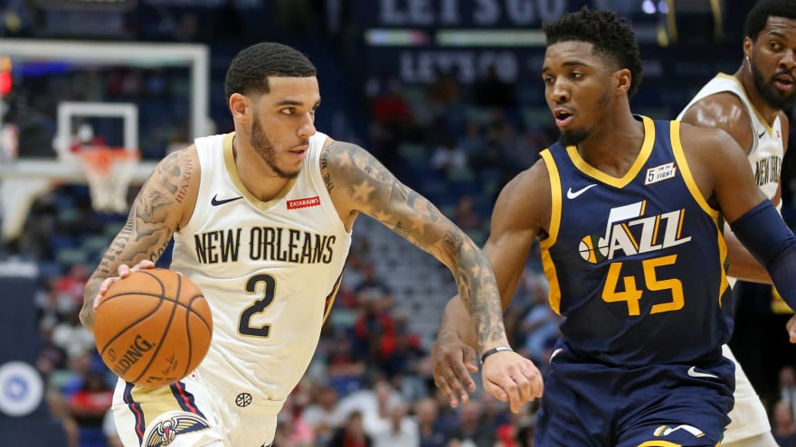 Lonzo Ball: Pelicans' core could be better than what Lakers had