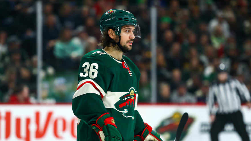 Wild activate Mats Zuccarello off injured reserve