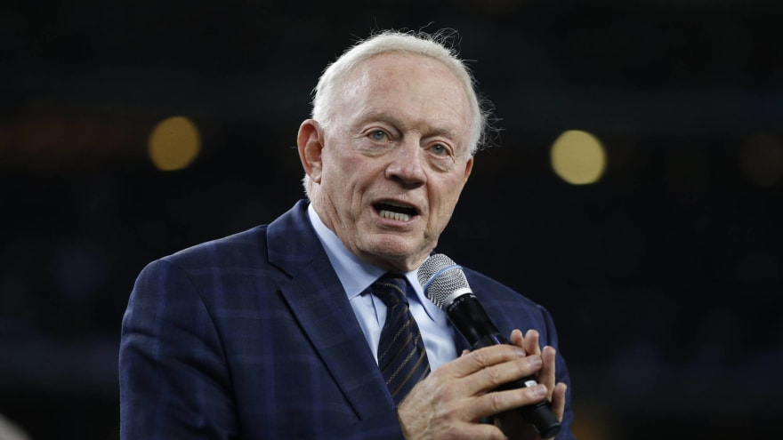 Jerry Jones thrilled that Odell Beckham Jr. is out of NFC East