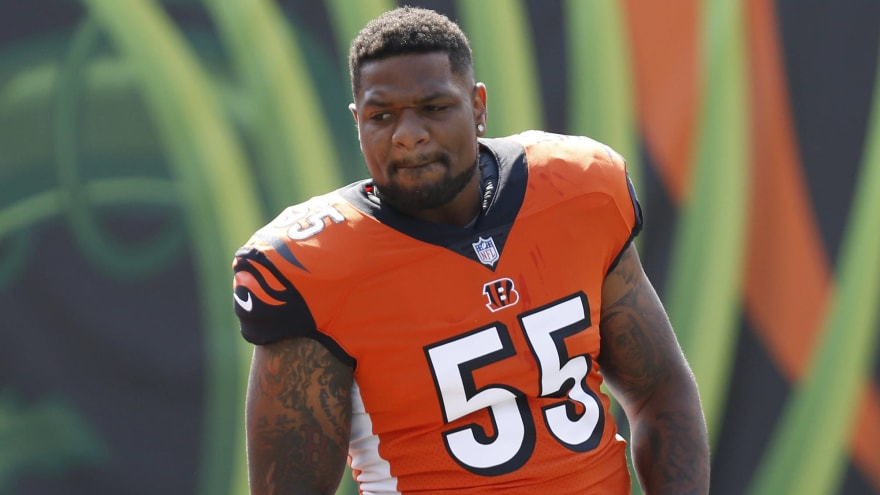 For the good of the game, Vontaze Burfict must remain unemployed