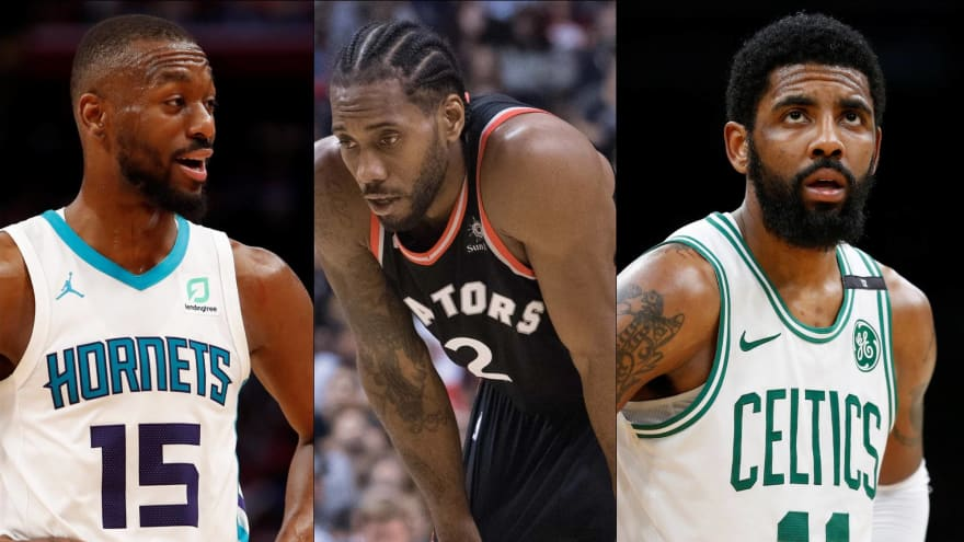 Kemba? Kawhi? Kyrie? Here are major offseason questions in NBA Eastern Conference