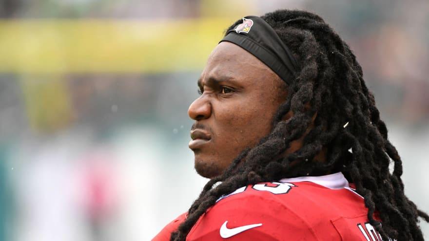 Former NFL star Chris Johnson trolls Browns after 49ers run down their throats