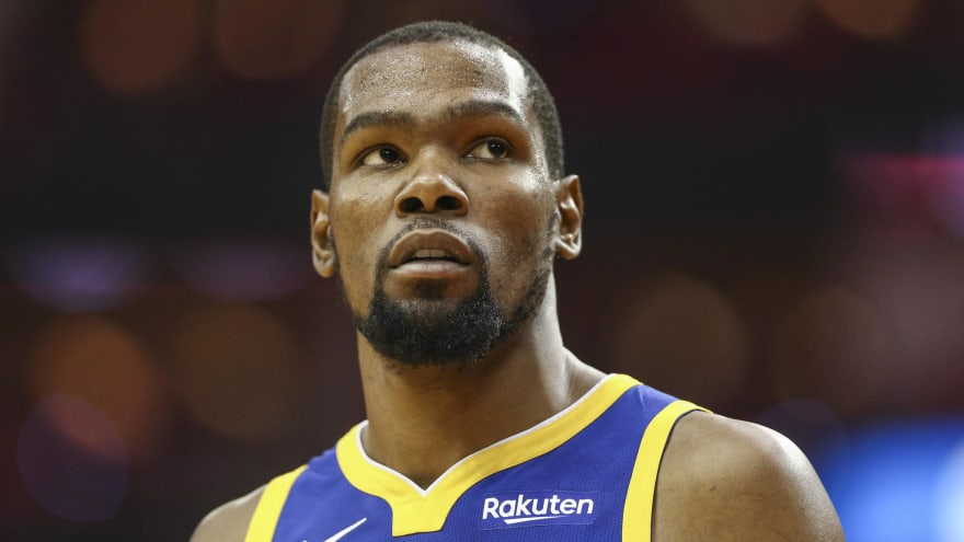 Steve Kerr: Kevin Durant is 'coming along well'