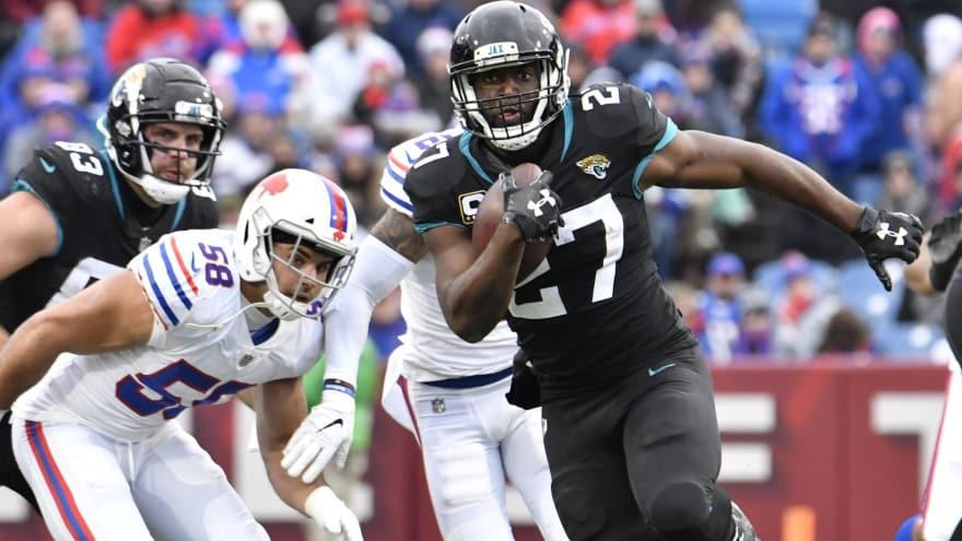 f551a149cfb Jaguars RB Leonard Fournette suspended one game by NFL