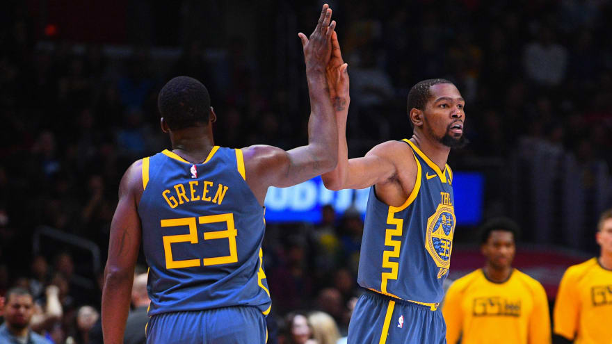 5f3a86054e2 Kevin Durant  likes  Instagram comment about Draymond Green being traded