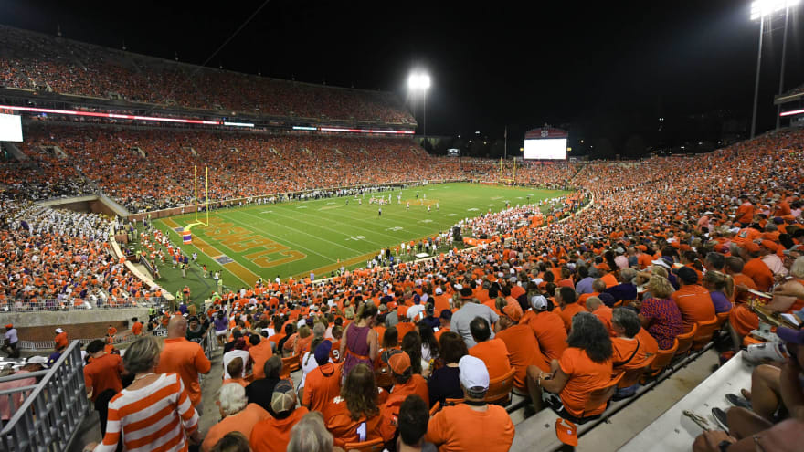 Confessions of a college football DJ: Dropping a beat in Death Valley