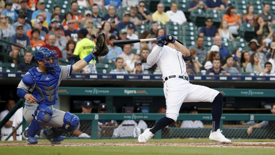 Wrist injury might sideline Tigers' JaCoby Jones for rest of season