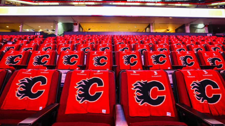 Flames, Oilers reportedly looking for top-six forward