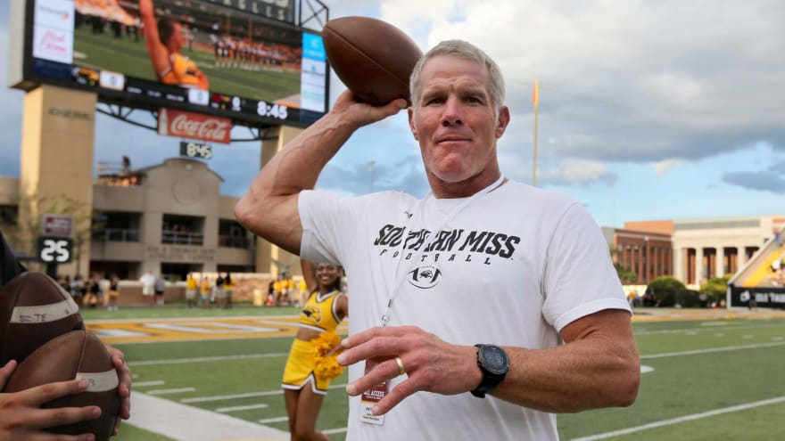Brett Favre offers sage advice to 2019 NFL Draft class