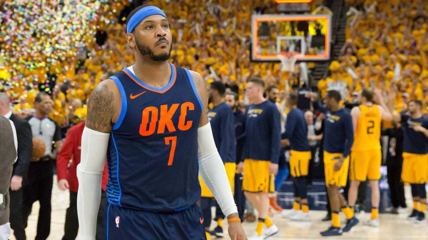 e472ecdb790 Report: Lakers are one of Carmelo Anthony's 'preferred destinations ...