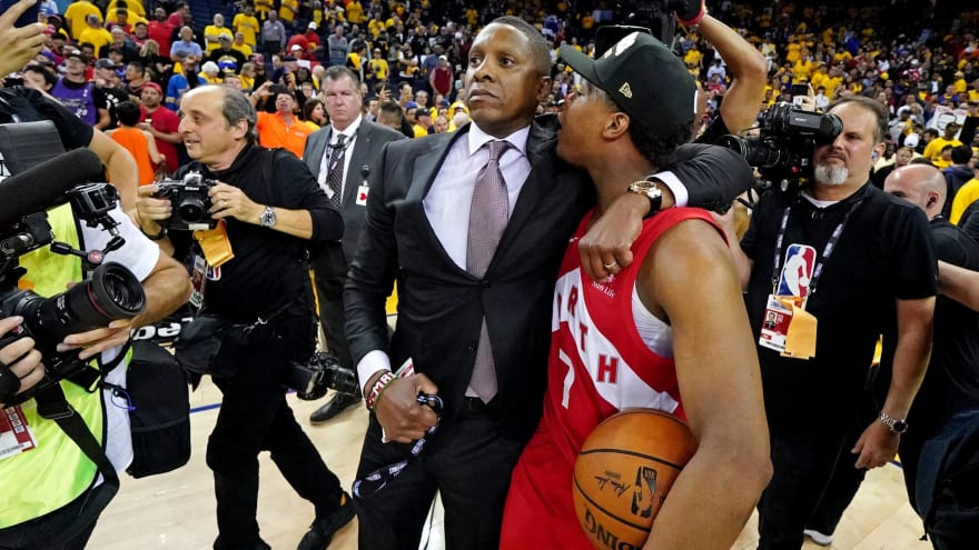 Masai Ujiri accused of hitting sheriff deputy in face after Game 6