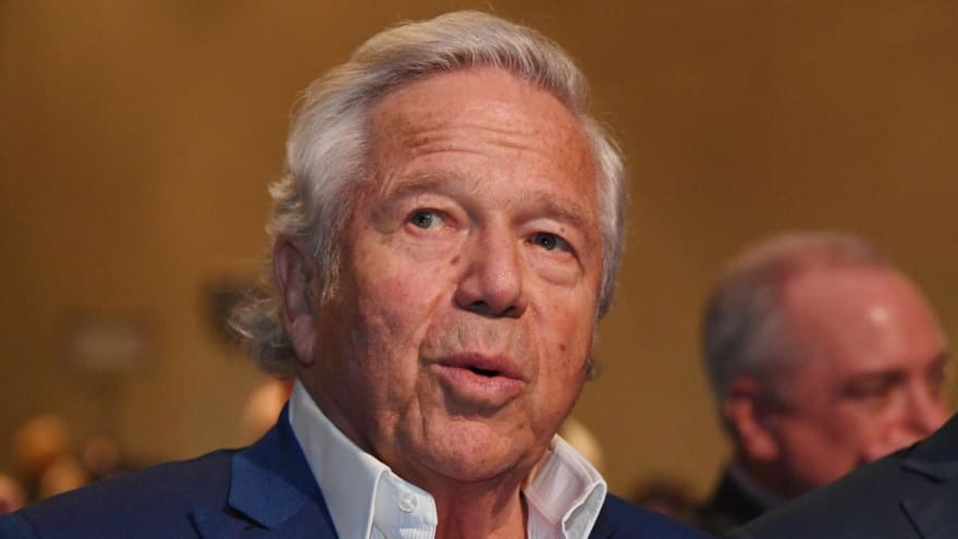 Robert Kraft accused of being involved in sex trafficking sting