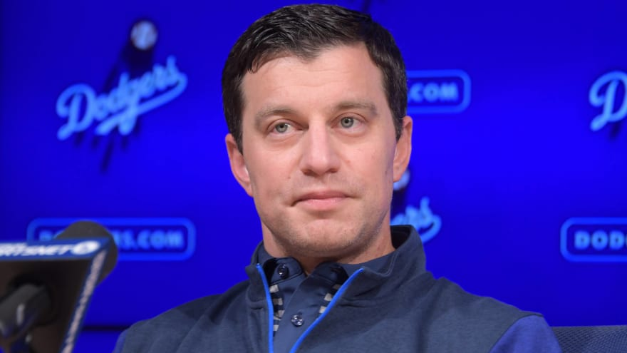 Andrew Friedman expects to finalize new contract with Dodgers soon