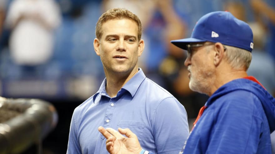 Theo Epstein weighs in on Cubs' approach to trade deadline