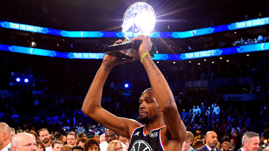 Warriors reportedly 'have no idea' what Kevin Durant will do after season