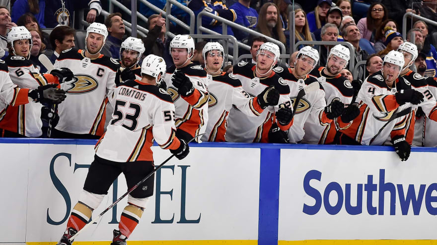 Ducks willing to provide cap relief in exchange for young assets