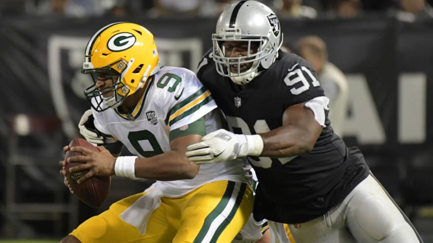 newest f5f45 40c0d Patriots sign former Raiders linebacker Shilique Calhoun ...