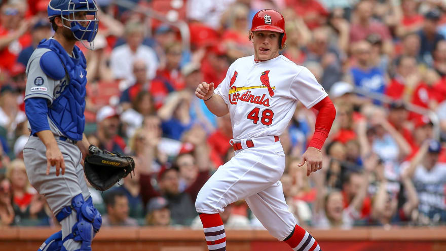 Cardinals place Harrison Bader on 10-day IL, promote Lane Thomas