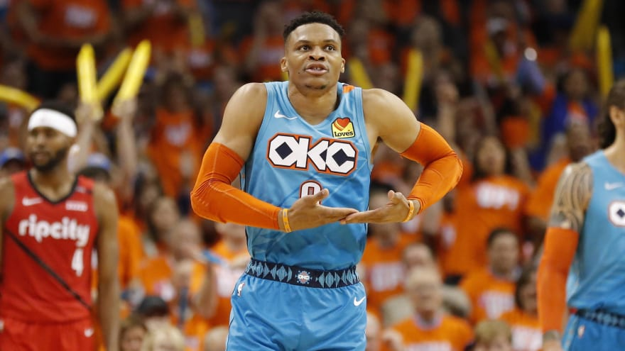 Russell Westbrook stats prove Oklahoma City Thunder not good enough
