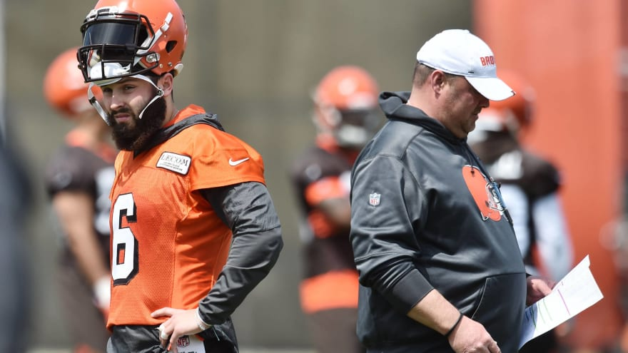 Whoa! Let's tap brakes on expectations for Browns