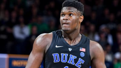 Zion Williamson weighs in on possibly playing with Durant 0890100df