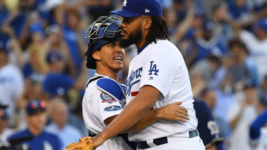521e18c62 Dodgers to play Austin Barnes at catcher in Game 6