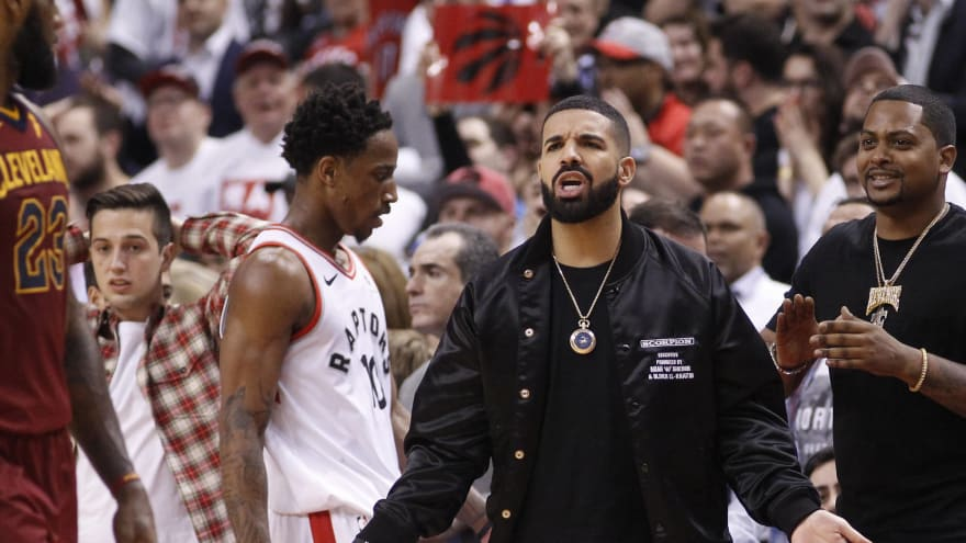 d7d47f39330b LeBron James  son Bronny talks trash to Drake on Instagram ...