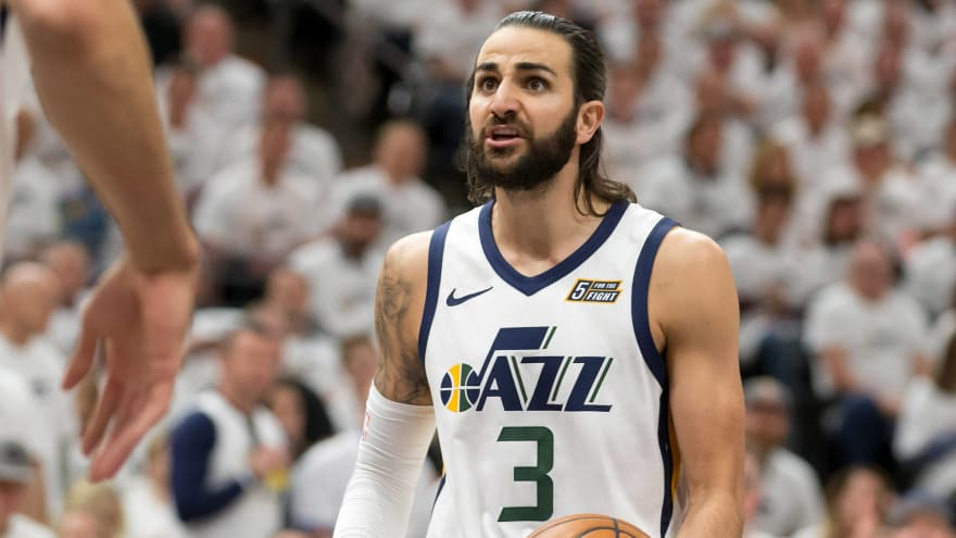 Jazz hope Ricky Rubio can return for Game 4  69106dad3
