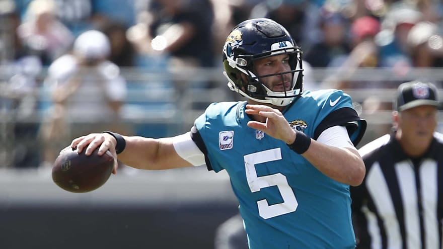 Jaguars Players Prefer To Move On From Blake Bortles?