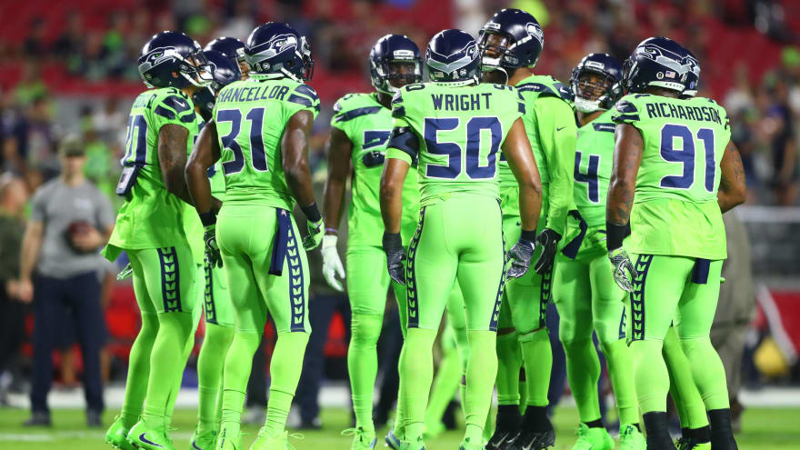 94059c9207fde NFL ditching 'Color Rush' unis for 'Thursday Night Football ...