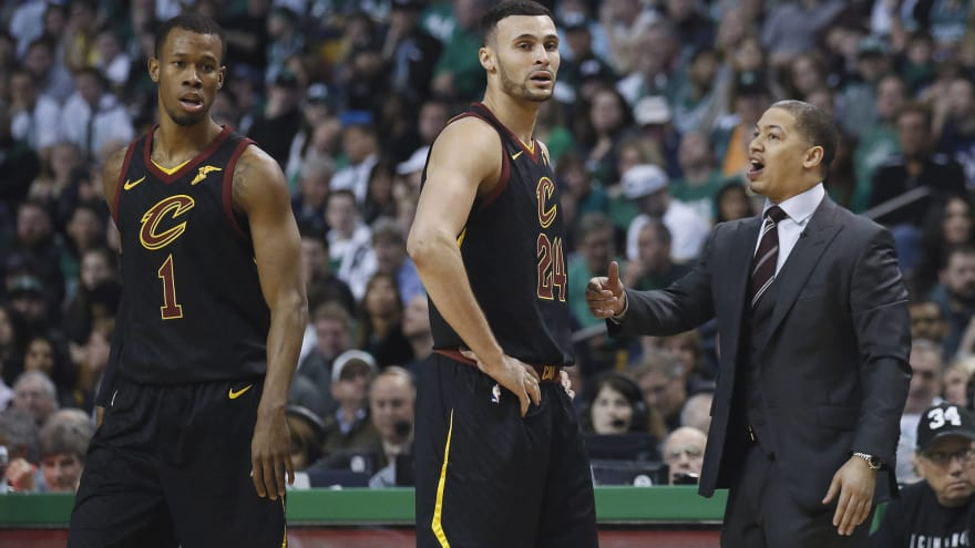 best loved 58454 b6f65 Larry Nance wants son to wear his retired number with Cavs ...