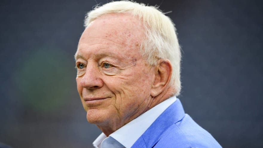 Jerry Jones Appears To Throw Serious Shade At Dez Bryant