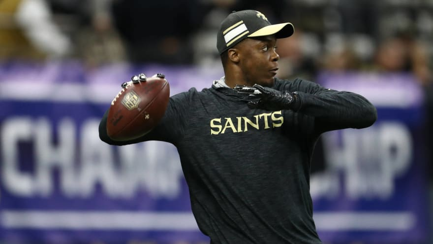 Bridgewater discusses why he turned down starting role in Miami to stay with the Saints