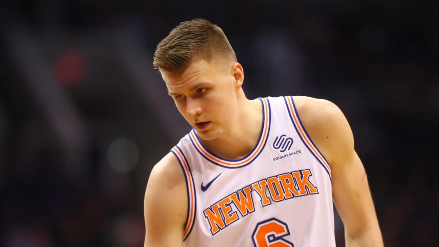 7f2a91ed38e6 Kristaps Porzingis  surgeon says ACL injury has  best prognosis ...
