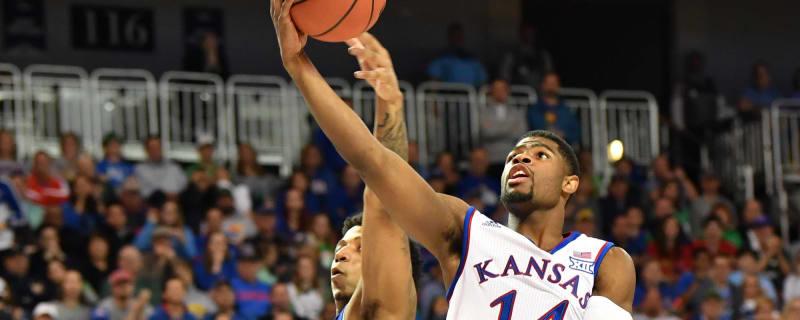 c1d6d1f8ad1 Kansas  Malik Newman to enter NBA Draft