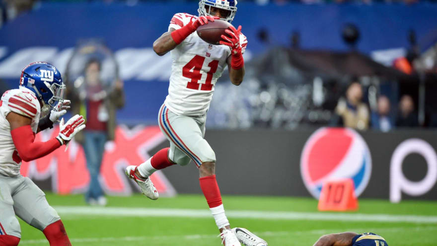 sports shoes bb283 6e50a Report: Giants could release Pro Bowl CB Dominique Rodgers ...