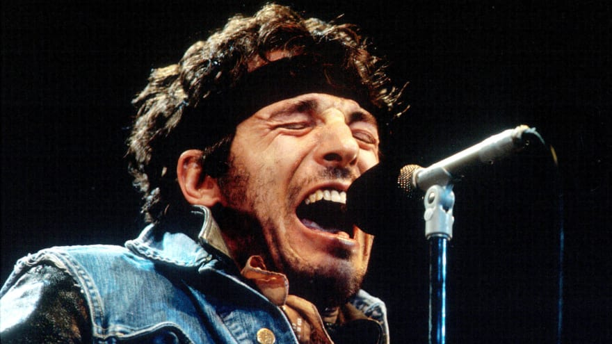 Artists who were influenced by Bruce Springsteen