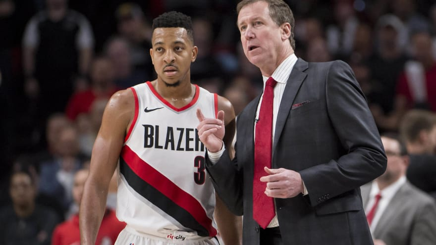 Terry Stotts' job in jeopardy after sweep?