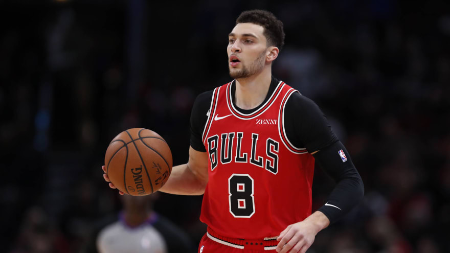 494f709c3b8 Zach LaVine appears to throw shade at Bulls  coaches