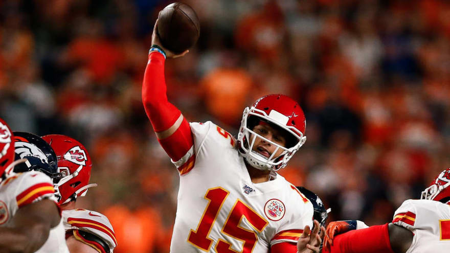 Chiefs Patrick Mahomes Returns To Full Practice Yardbarker