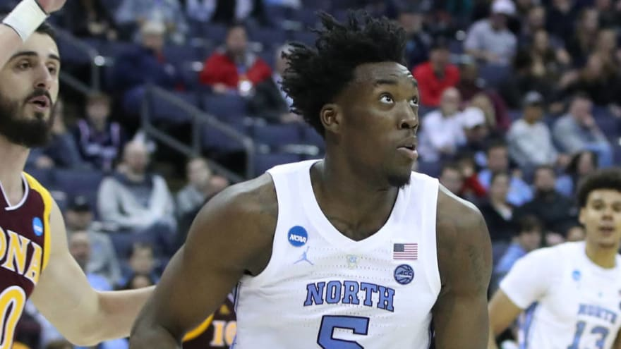 on sale 3996a bbeed North Carolina freshman Nassir Little declares for 2019 NBA ...