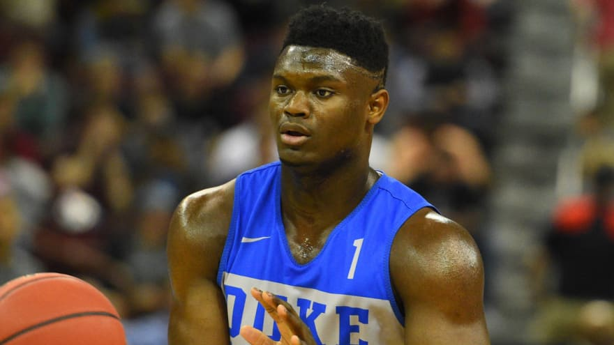 Zion Williamson: 'I would love to play for the Knicks'