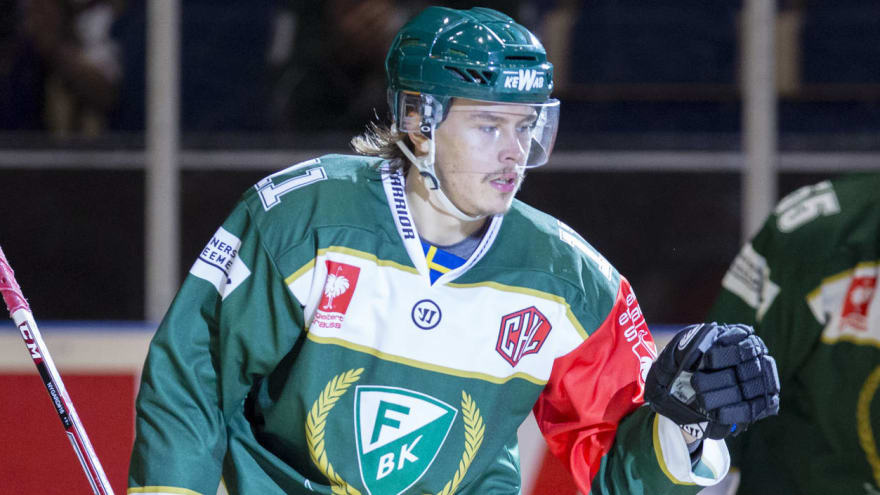 Report: Top Swedish player Joakim Nygard to choose between Flames, Oilers